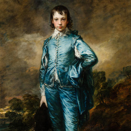 Thomas Gainsborough,The Blue Boy, 1770