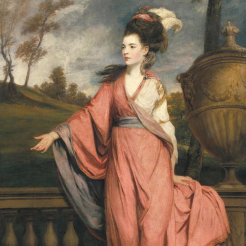 Joshua Reynolds, Jane Fleming, later Countess of Harrington, ca.1778-1779