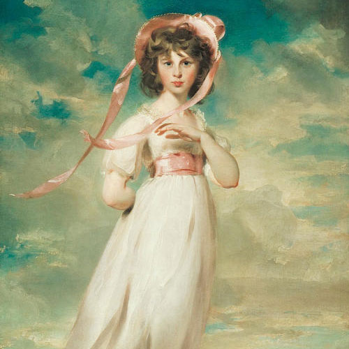 Thomas Lawrence, Sarah Goodin Barrett Moulton:
