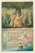 William Blake - The Echoing Green, 1794