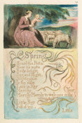 William Blake - Spring, 1794
