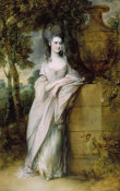 Thomas Gainsborough - Henrietta Read, later Henrietta Meares, ca.1777