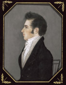 Mr. Boyd - Portrait of Stephan Spear, ca. 1820-1925