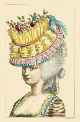 James Stewart - Plocacosmos: or the whole art of hair dressing (II), 1782