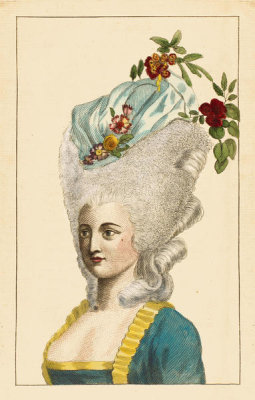 James Stewart - Plocacosmos: or the whole art of hair dressing (IV), 1782