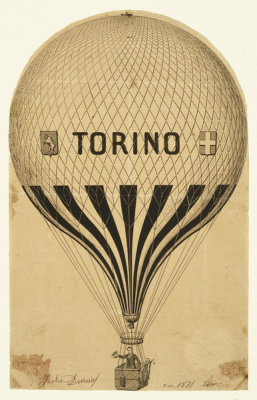 unknown French engraver - Torino: Jules Duruof, Turin, 1871