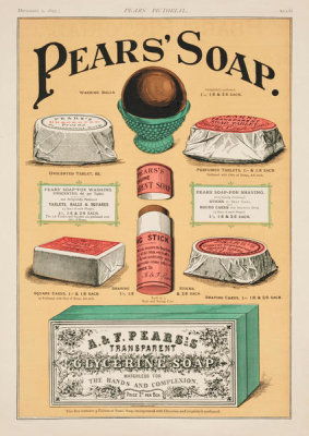 Messrs. A. & F. Pears, Limited - Pears' soap, 1895