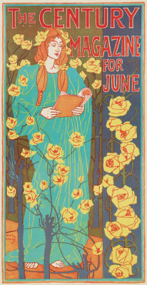 Louis Rhead - The Century magazine for June, 1896
