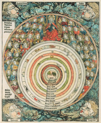 Hartmann Schedel (author) - The Seventh Day of Creation (Nuremberg Chronicles), 1493